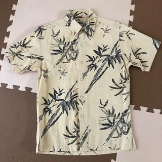 タケオキクチ(TAKEO KIKUCHI)のTAKEO KIKUCHI 和柄 シャツ アロハシャツ(シャツ)