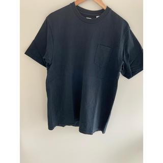 コモリ(COMOLI)のアナトミカ ポケットTシャツ(Tシャツ/カットソー(半袖/袖なし))