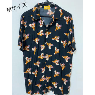 ディズニー(Disney)のディズニーアロハシャツ ティガー(シャツ/ブラウス(半袖/袖なし))