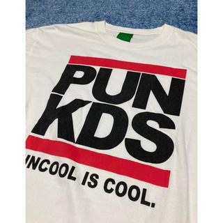 パンクドランカーズ(PUNK DRUNKERS)のパンクドランカーズ PUNK DRUNKERS Tシャツ ビッグシルエット(Tシャツ/カットソー(半袖/袖なし))