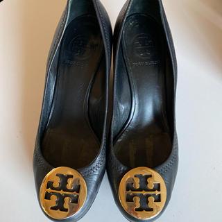 Tory Burch - 【 トリーバーチ 】パンプス 革靴 ウェッジ サンダル