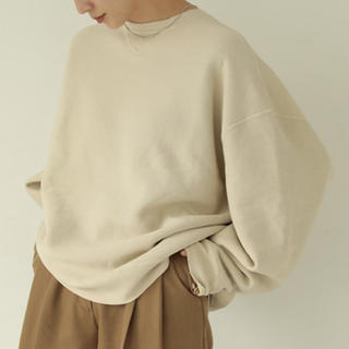 TODAYFUL - vintage over sweat