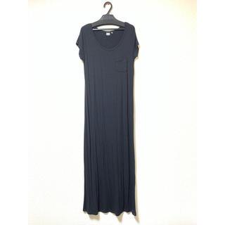 ダブルスタンダードクロージング(DOUBLE STANDARD CLOTHING)のユニクロ×DOUBLE STANDARD CLOTHING カットマキシワンピ(ロングワンピース/マキシワンピース)