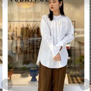 TODAYFUL - Standcollar Vintage Shirts 2
