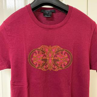 Gucci - グッチグループジャパンGUCCI 半袖Tシャツえんじ色っぽいピンク系色サイズS