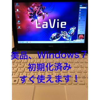 NEC - NEC LaVie ノートパソコン 10.1型