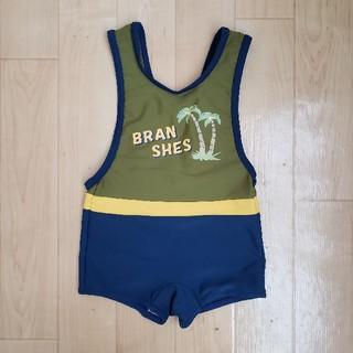 ブランシェス(Branshes)のBRANSHES グレコ 水着 90サイズ(水着)