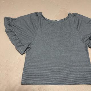 ビームス(BEAMS)のビームス ▼ ボーダー Tシャツ トップス(カットソー(半袖/袖なし))