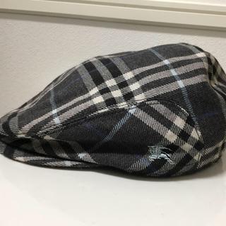 バーバリーブルーレーベル(BURBERRY BLUE LABEL)のバーバリーハンチング帽(ハンチング/ベレー帽)