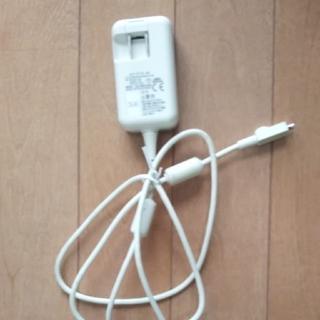 エヌティティドコモ(NTTdocomo)のDoCoMo ACアダプタ 05(バッテリー/充電器)