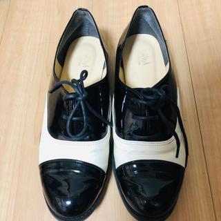 エスペランサ(ESPERANZA)のエナメル ローファー エスペランサ(ローファー/革靴)