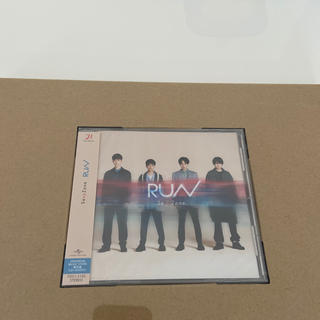 セクシー ゾーン(Sexy Zone)のSexyZone RUN ユニバーサル限定版 CD セクゾ(ポップス/ロック(邦楽))