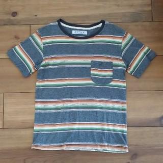 エオトト(EOTOTO)の【値下】 EOTOTO ボーダー Tシャツ(Tシャツ/カットソー(半袖/袖なし))