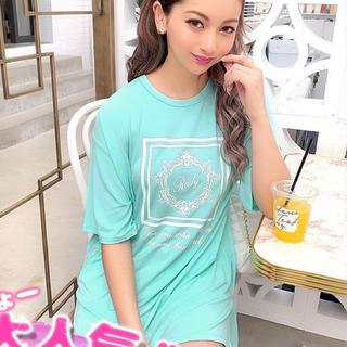 Rady - rady ホテルシリーズ Tシャツ ミント S