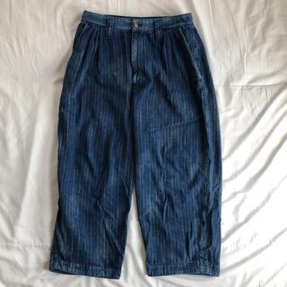 ポーター(PORTER)のPorter Classic - Hawaiian Denim Pants S(デニム/ジーンズ)