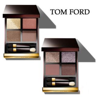 TOM FORD - 新色 TOM FORDアイカラークォード 2点セット