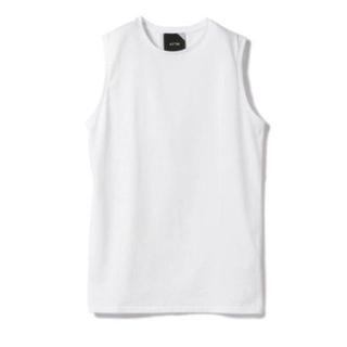 デミルクスビームス(Demi-Luxe BEAMS)の19SS デミルクスビームス   ATON / スビン ノースリーブプルオーバ(Tシャツ(半袖/袖なし))