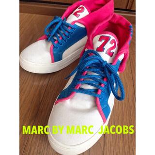 マークバイマークジェイコブス(MARC BY MARC JACOBS)のMARC BY MARC  JACOBS スニーカー(スニーカー)