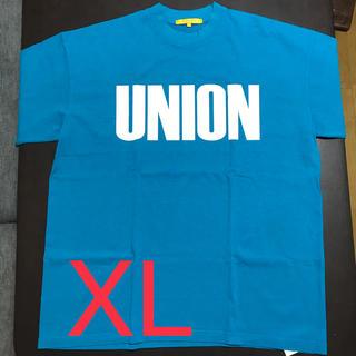 Supreme - UNION店舗限定 BIG LOGO Tシャツ ビッグロゴ