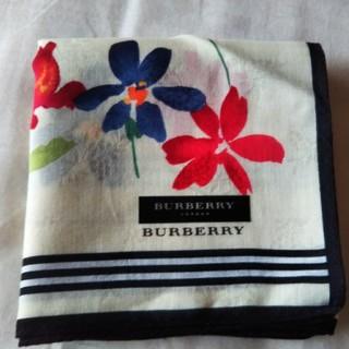BURBERRY - バーバリー  ハンカチ