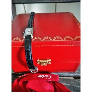 カルティエ(Cartier)の入手困難Cartierカルティエ W1540856 268017092CEレディ(腕時計)