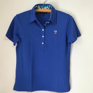 キャロウェイゴルフ(Callaway Golf)のキャロウェイ レディースゴルフポロシャツ Lサイズ(ウエア)
