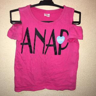 アナップキッズ(ANAP Kids)のアナップキッズ  シャツ(Tシャツ/カットソー)