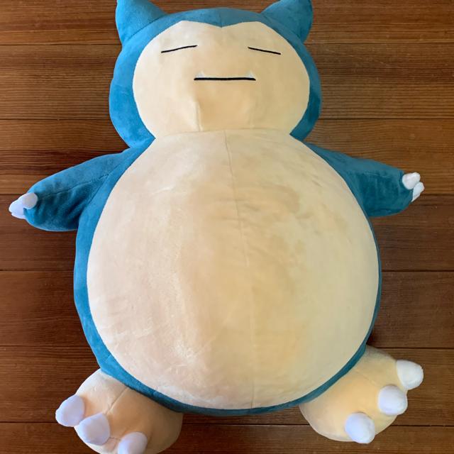 GU(ジーユー)のGU カビゴン パジャマ 新品未使用 Mサイズ ポケモン pokemon レディースのルームウェア/パジャマ(パジャマ)の商品写真