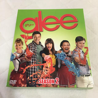 glee DVD season2(TVドラマ)