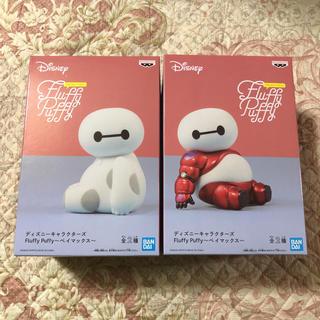 Disney - 値下げ ディズニーキャラクターズ Fluffy Puffy ベイマックス 全2種