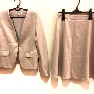 プラステ(PLST)のプラステ スカートスーツ サイズM美品  -(スーツ)