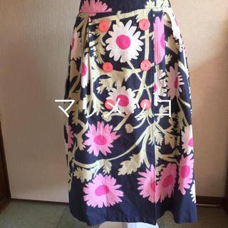 marimekko - マリメッコ スカート とバッグのセット 0809