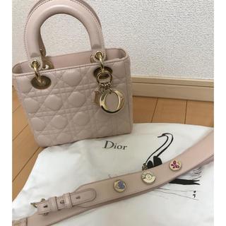 Christian Dior - クリスチャンディオール マイ レディディオール my lady dior ピンク