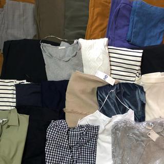 ユニクロ(UNIQLO)のユニクロ GU セット 福袋(ひざ丈スカート)