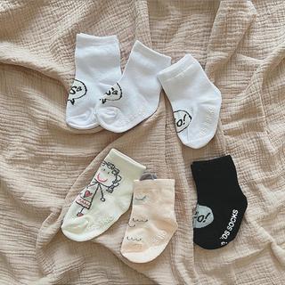 現品限り❗️キッズ & ベビー ソックス アソート まとめ売り 靴下