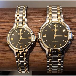 CASIO - klaeuseの腕時計 稼働品 ペアウォッチ
