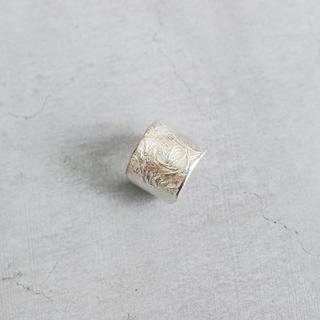 TsunaiHaiya ツナイハイヤ texturerized ring 15号