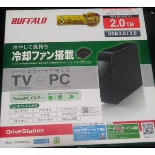 Buffalo - バッファロー 外付けHDD  2TB
