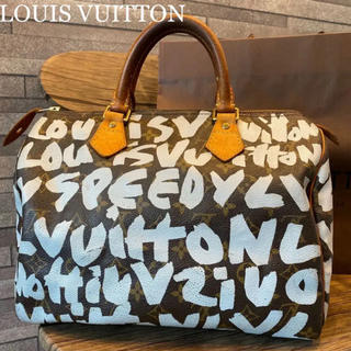 LOUIS VUITTON - ルイヴィトン スピーディ30 グラフィティM92195