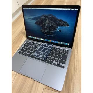 Apple - MacBook air 2020 13.3インチ スペースグレイ 保証残