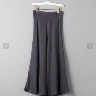 ビューティアンドユースユナイテッドアローズ(BEAUTY&YOUTH UNITED ARROWS)のヴィンテージライクマーメイドフレアマキシスカート(ロングスカート)