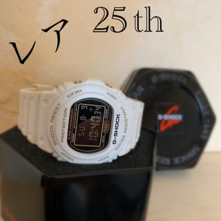 ジーショック(G-SHOCK)のGショック 25周年スティングモデル (腕時計(デジタル))