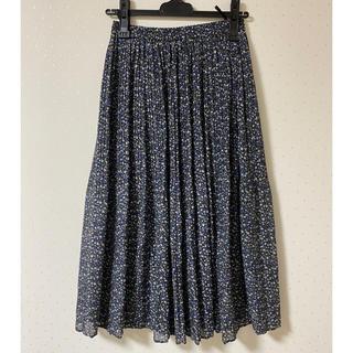 エニィスィス(anySiS)のエニィスィス⭐️花柄スカート(ロングスカート)