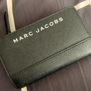 マークジェイコブス(MARC JACOBS)のマークジェイコブス 財布 黒 ブラック(財布)