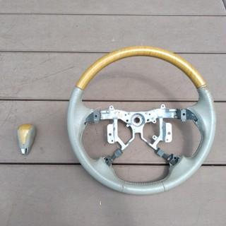 トヨタ(トヨタ)の50系 エスティマ ステアリング シフト(汎用パーツ)