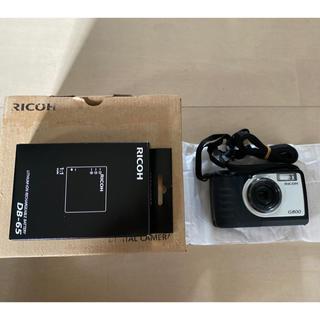 リコー(RICOH)のRICOH デジカメ G800 工事用カメラ(コンパクトデジタルカメラ)