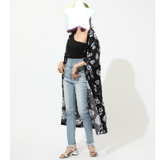 AZUL by moussy - AZUL by moussy ロングガウン