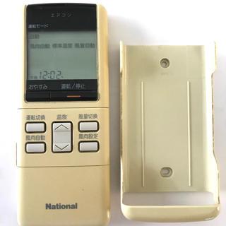 Panasonic - ナショナル エアコン リモコン G28AC626