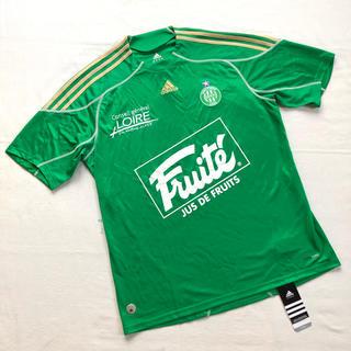 アディダス(adidas)のデッドストック adidas サンテティエンヌ ゲームシャツ サッカー フランス(ウェア)