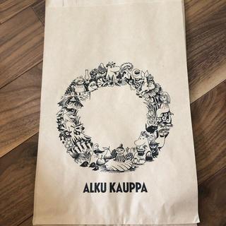 ムーミン バレーパーク 紙袋(その他)
